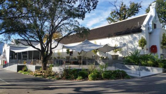 Stretch-tent for-venues